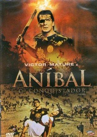 Capa do filme: Aníbal, O Conquistador