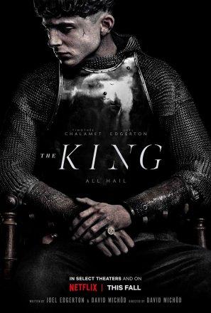 Capa do filme: O Rei