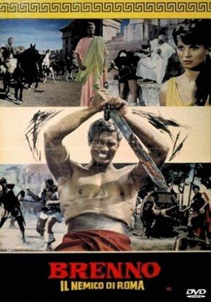 Capa do filme: Brenno, O Inimigo de Roma