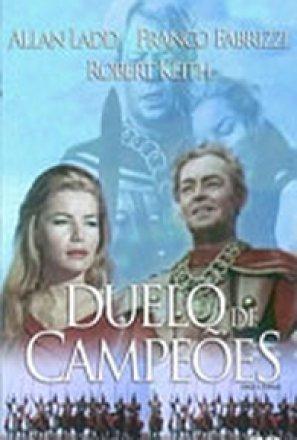Capa do filme: Duelo de Campeões