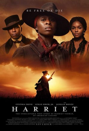 Capa do filme: Harriet