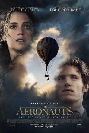 Capa do filme: Os Aeronautas