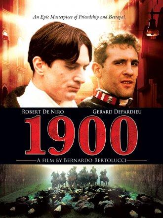 Capa do filme: 1900
