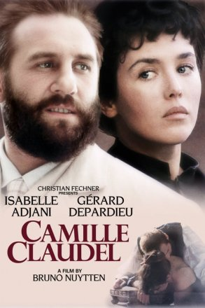 Capa do filme: Camille Claudel