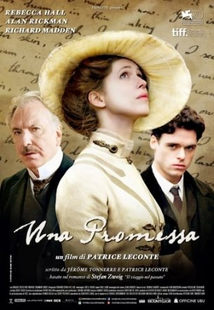 Capa do filme: Uma Promessa