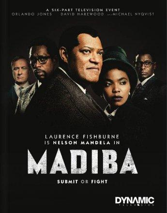 Capa do filme: Madiba