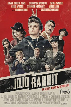 Capa do filme: Jojo Rabbit