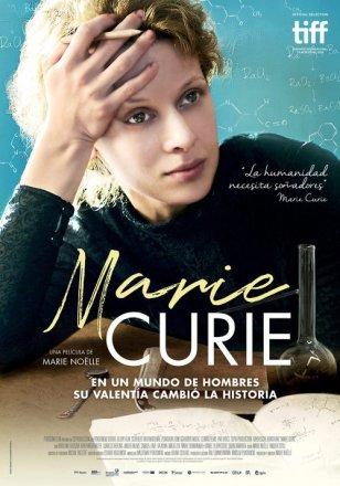 Capa do filme: Marie Curie