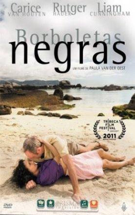 Capa do filme: Borboletas Negras