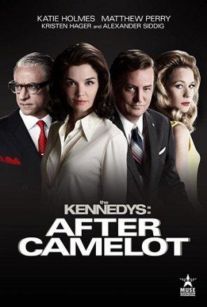Capa do filme: Os Kennedys - Depois de Camelot