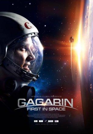 Capa do filme: Gagarin: O Primeiro no Espaço