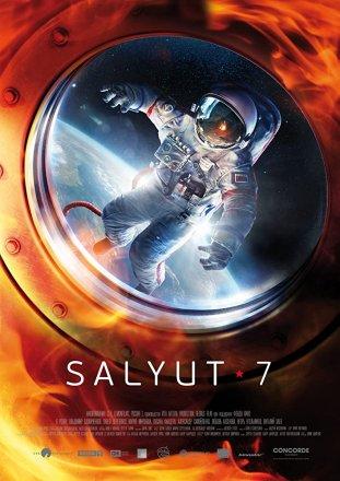 Capa do filme: Salyut-7