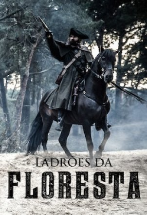 Capa do filme: Ladrões da Floresta