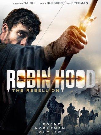 Capa do filme: Robin Hood - A rebelião