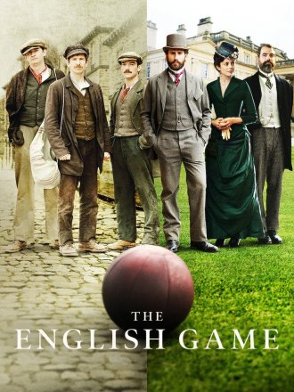 Capa do filme: The English Game