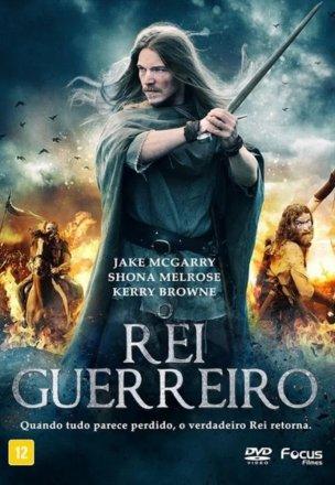 Capa do filme: O rei guerreiro