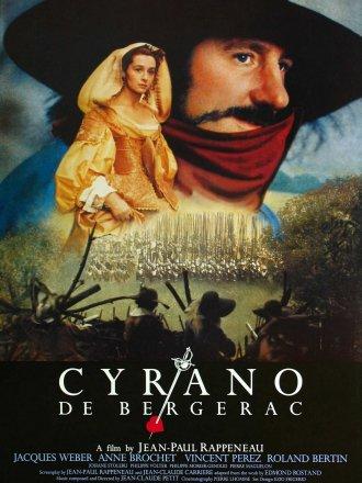 Capa do filme: Cyrano de Bergerac