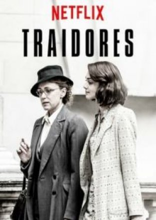 Capa do filme: Traidores