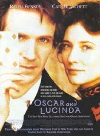 Capa do filme: Oscar e Lucinda