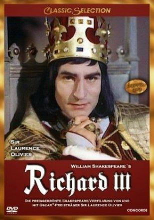 Capa do filme: Ricardo III