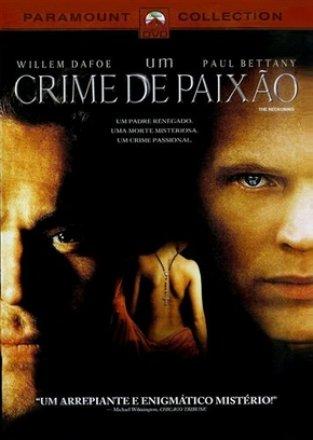 Capa do filme: Um Crime de Paixão