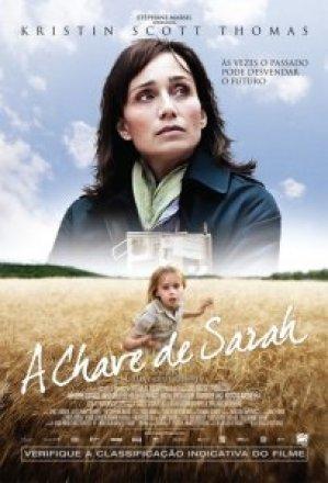 Capa do filme: A Chave de Sarah