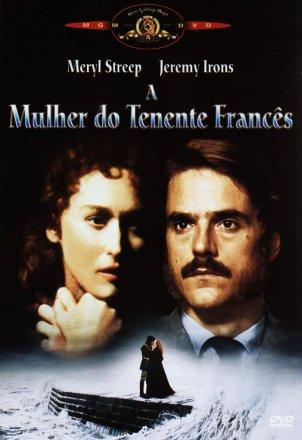 Capa do filme: A Mulher do Tenente Francês