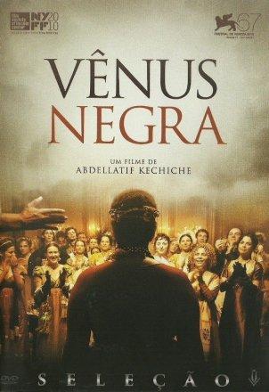 Capa do filme: Vênus Negra