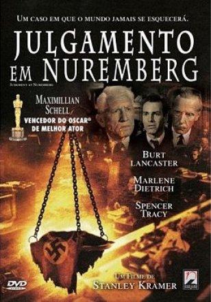 Capa do filme: Julgamento em Nuremberg