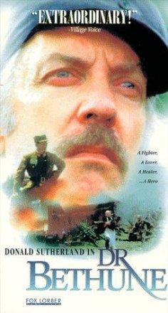 Capa do filme: Bethune - A Revolução de um Herói