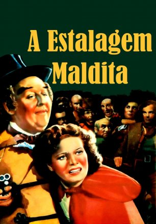 Capa do filme: A Estalagem Maldita