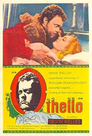 Capa do filme: Otelo