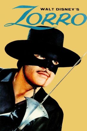 Capa do filme: Zorro