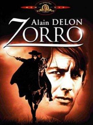 Capa do filme: A Marca do Zorro