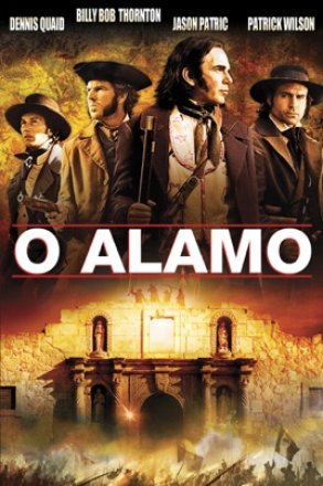 Capa do filme: O Álamo