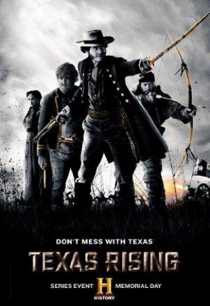Capa do filme: Texas Sob Fogo