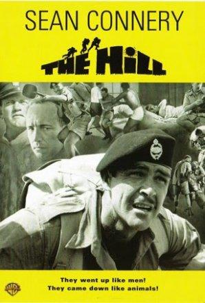 Capa do filme: A Colina dos Homens Perdidos