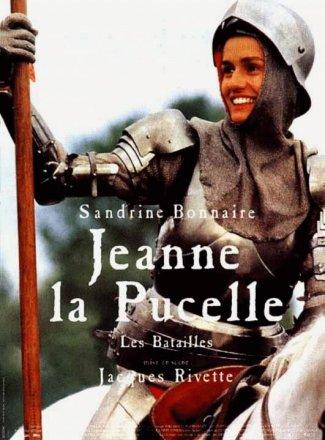 Capa do filme: Joana, A Virgem I - As Batalhas