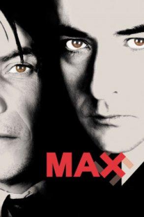 Capa do filme: Max