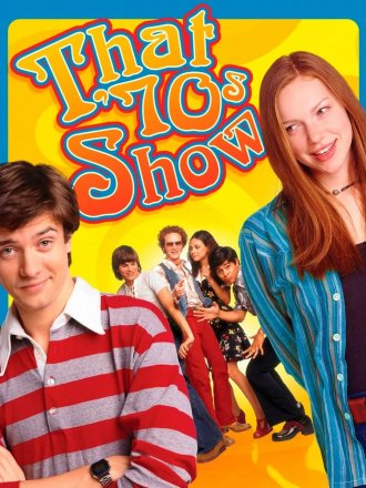 Capa do filme: That '70s Show