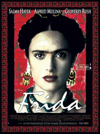 Capa do filme: Frida