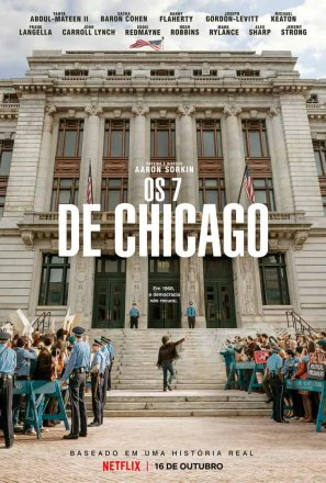Capa do filme: Os 7 de Chicago