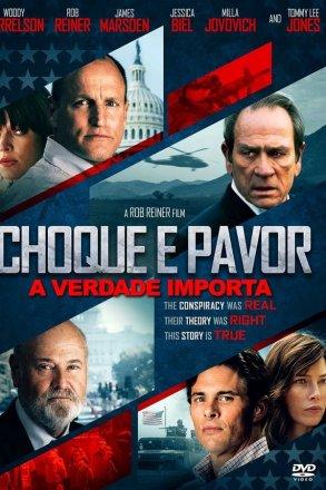Capa do filme: Choque e Pavor - A Verdade Importa