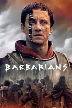 Capa do filme: Bárbaros