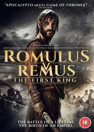 Capa do filme: O Primeiro Rei: Nascimento de um Império