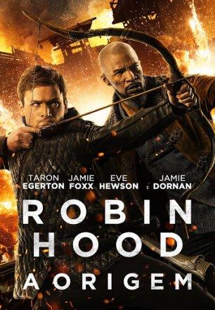 Capa do filme: Robin Hood: A Origem