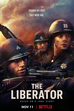 Capa do filme: The Liberator