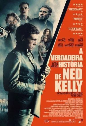 Capa do filme: A Verdadeira História de Ned Kelly