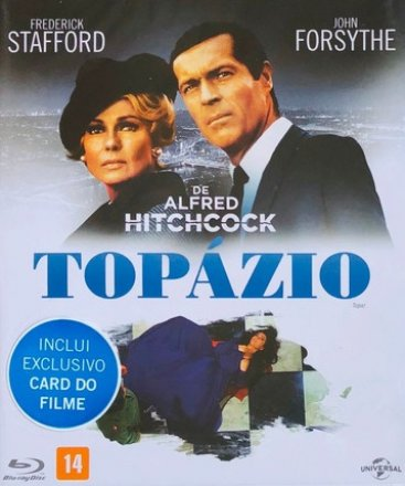 Capa do filme: Topázio