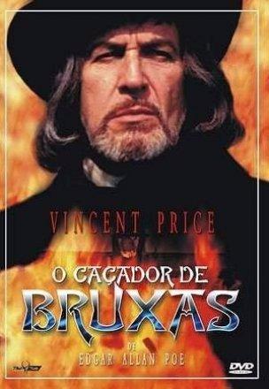Capa do filme: O Caçador de Bruxas
